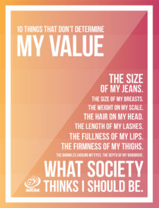 value of a woman