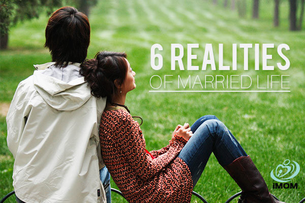 6 Realities Of Married Life Imom
