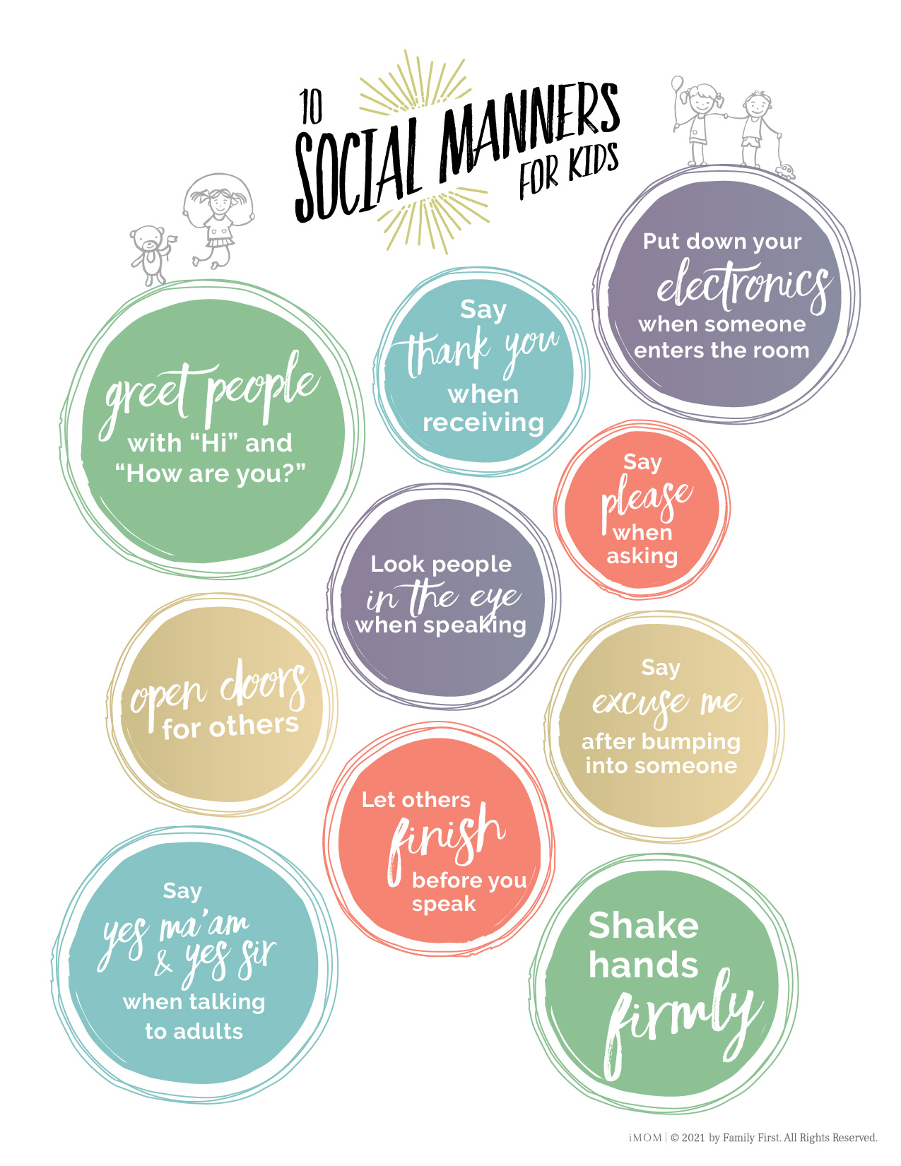 social manners