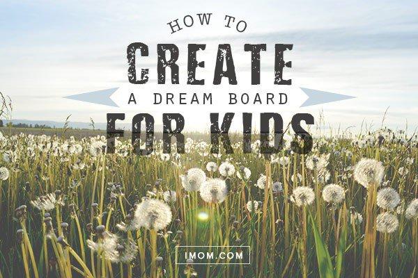 dream board for kids