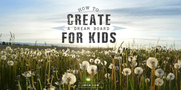 dream board for kids
