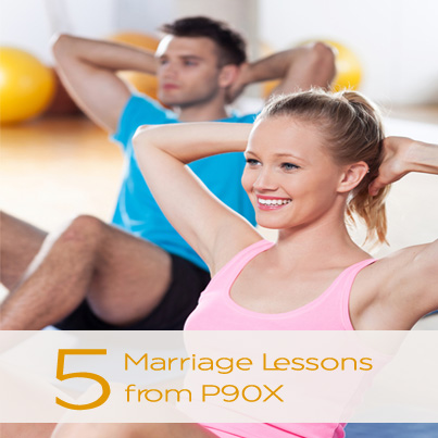 lessons from p90x