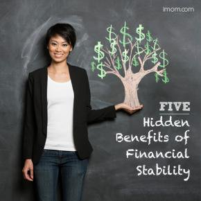benefits of financial stability