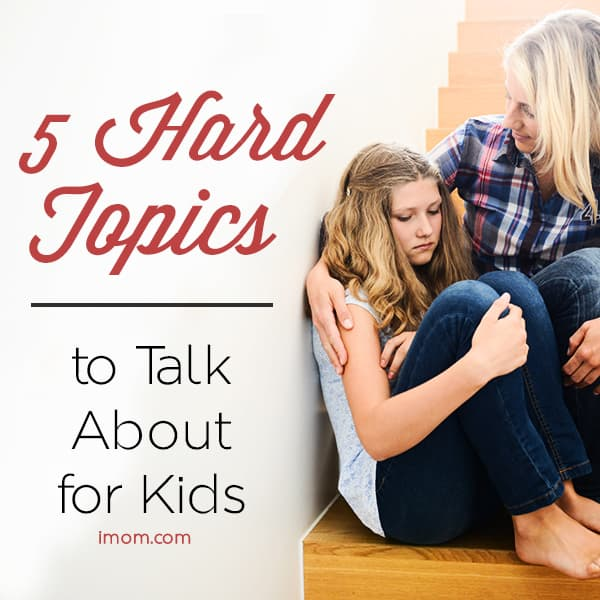 5 Hard Topics to Talk About for