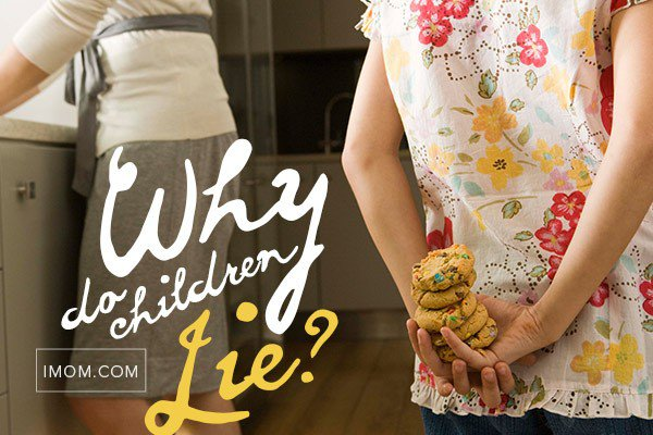 why do children lie
