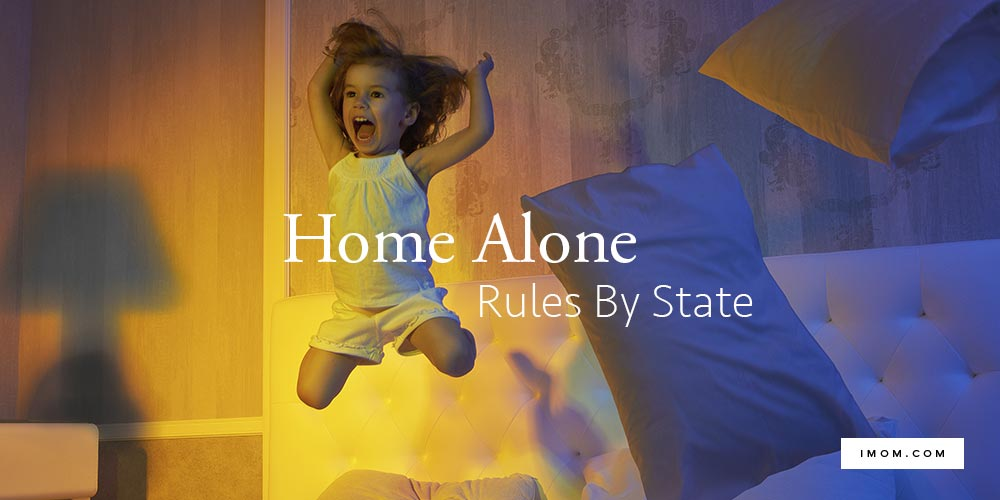 Home Alone Rules By State Imom
