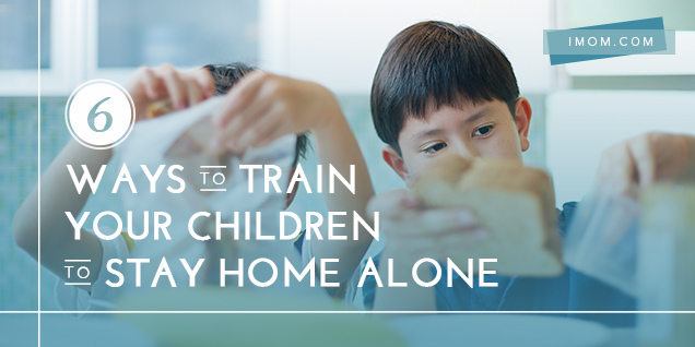 6 Ways to Train Your Children to