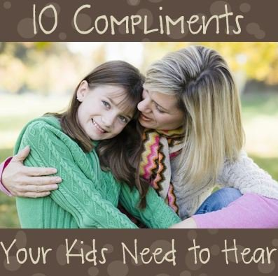 10 Compliments for Kids