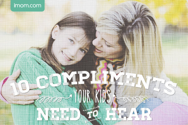 compliments your kids need