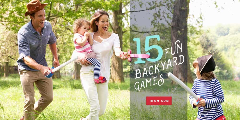 fun backyard games