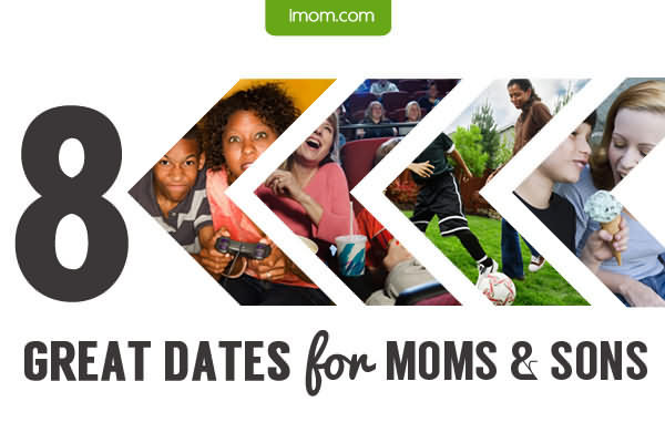 dates for moms and sons