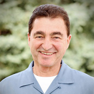 Dr. Gary Oliver headshot
