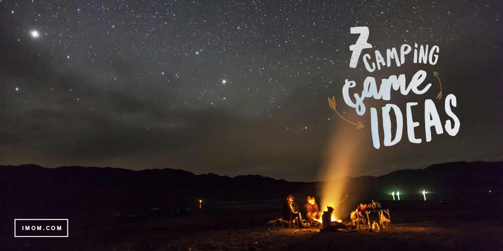 7 Camping Game Ideas Imom