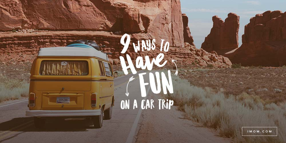 Road Trips: 9 Ways To Have Fun On A Car Trip