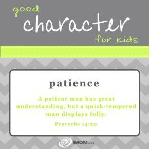 Good Character for Kids: How to Teach Patience to Your Kids - iMom