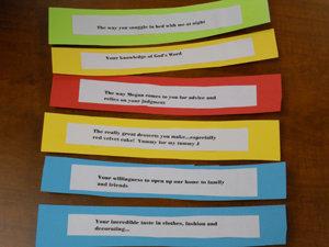 compliment bouquet step 2