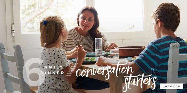 dinner conversation starters