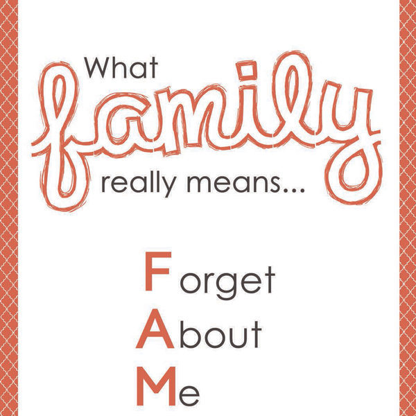 What Does Family Mean Imom