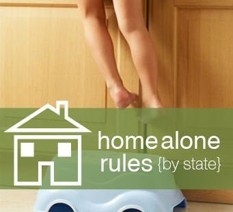 Home Alone Rules by State