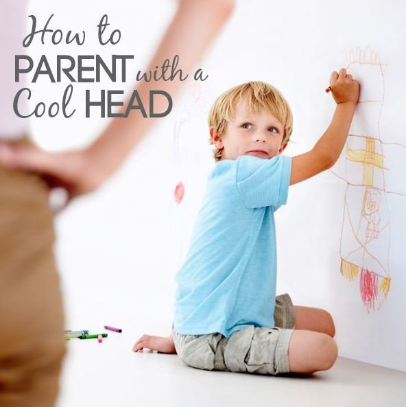 How to Parent with a Cool Head