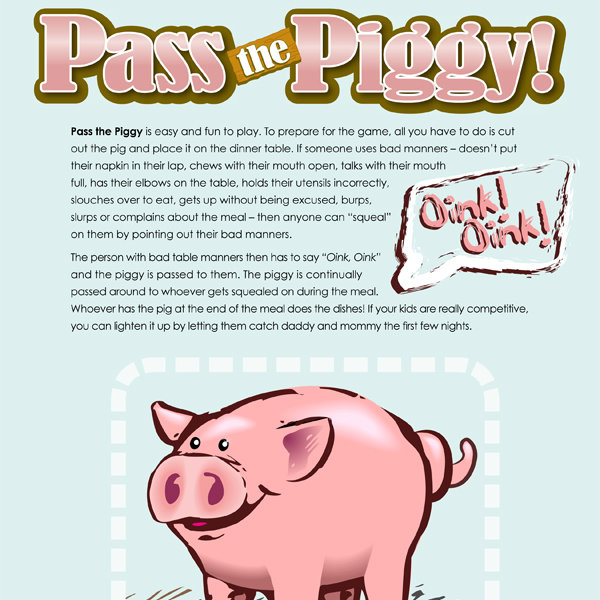 Pass the Piggy