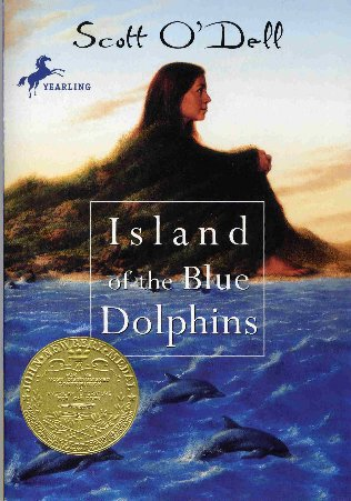 Island of the Blue Dolphin iMom
