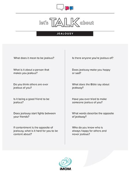 jealousy talk