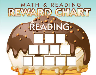Math And Reading Reward Chart Imom