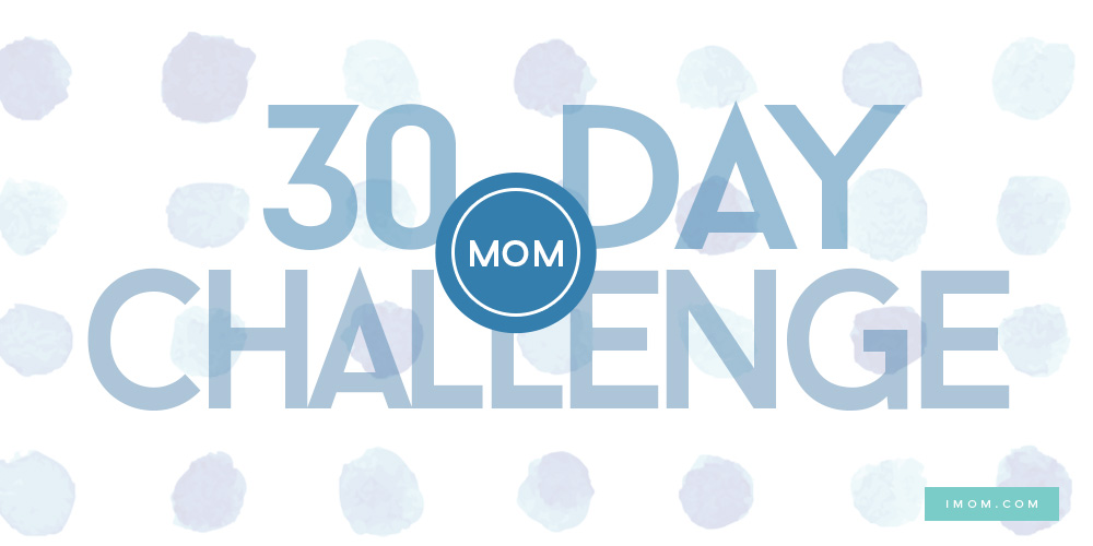 picture about Imom Com titled 30 Working day Mother Trouble - iMom