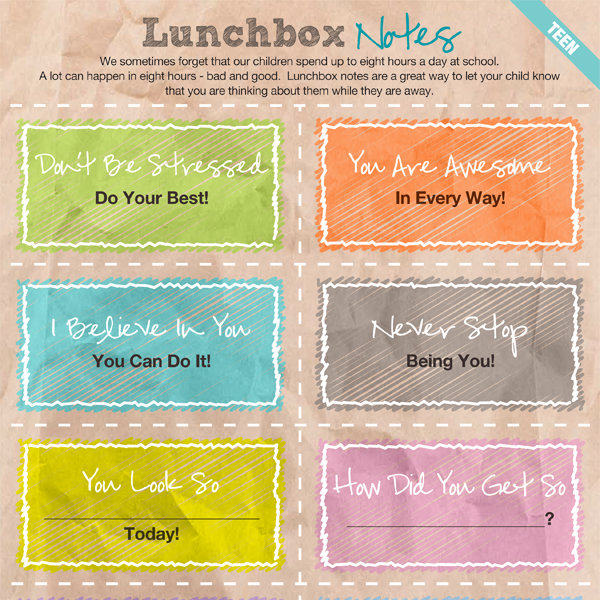 iMOM BTS Bundle Lunch Notes Teen
