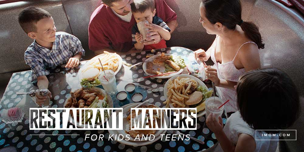 manners in teens