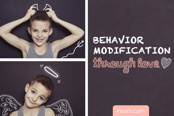 behavior modification through love