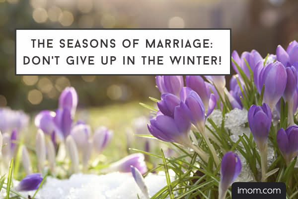 seasons of marriage