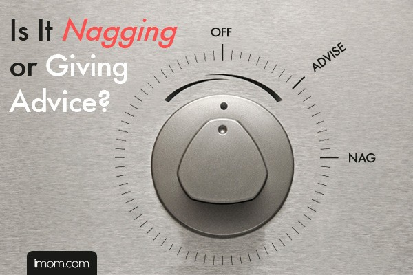 is it nagging