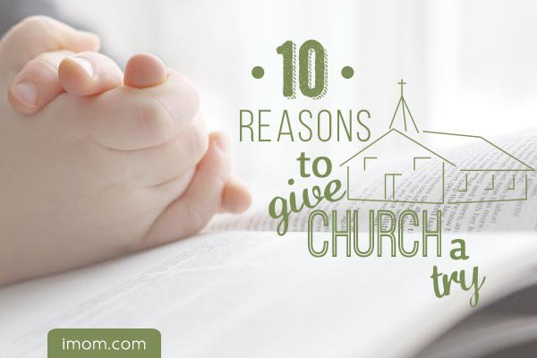 give church a try