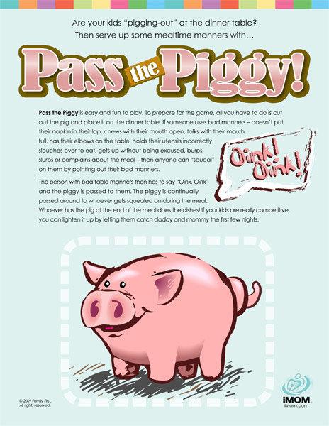 Pass the Piggy