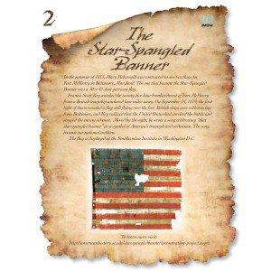 USA Scavenger Hunt Printable