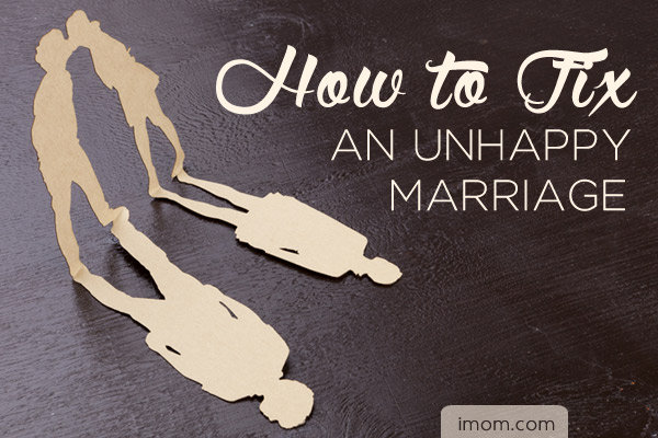 unhappy marriage