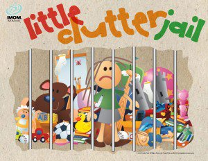 Little Clutter Jail