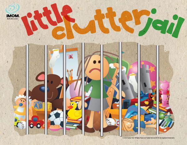 Little Clutter Jail