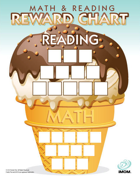 math and reading chart thumb