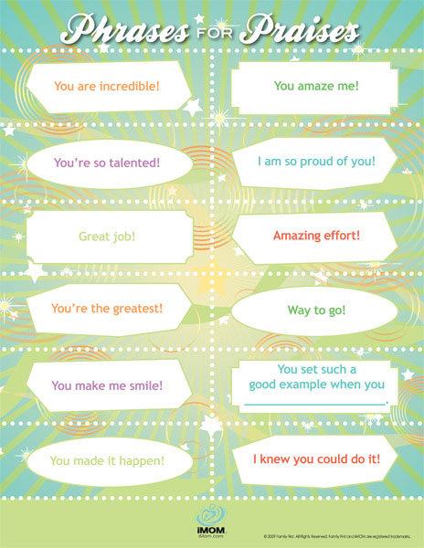 Phrases For Praises Imom