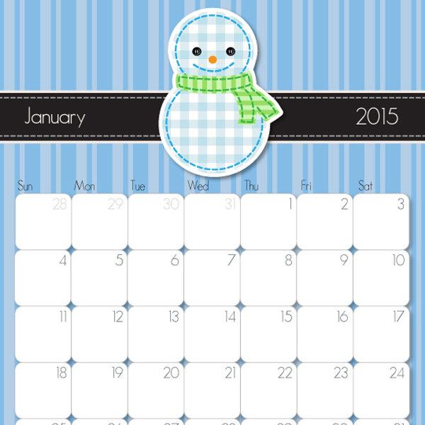 Fun Calendar Template Militaryalicious