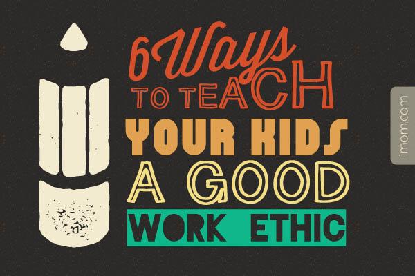 good work ethic