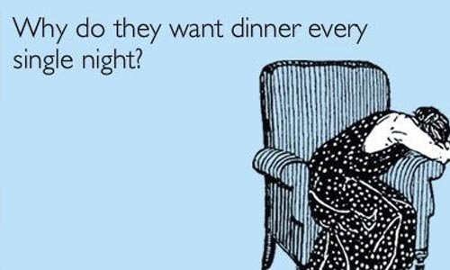 dinner every night