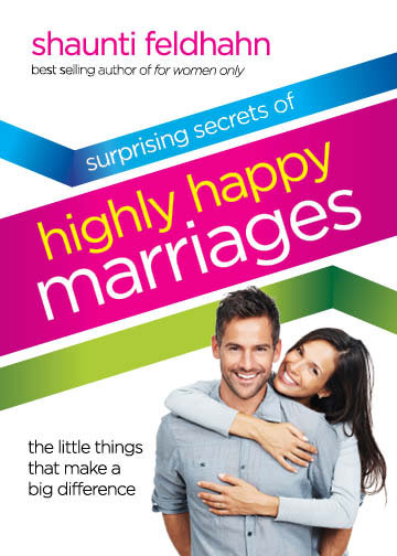 The Secrets of Highly Happy Marriages