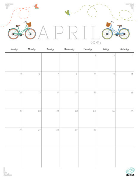 Also, if you'd like another look, check out our 2015 calendars for ...