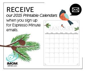 iMOM 2015 Cute Calendar