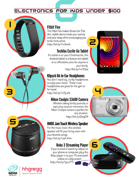 Electronics For Kids Under 100 Gifts