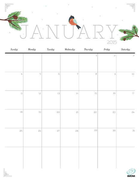 December 2015 January Feb March 2015 Calendar | Calendar Template 2016